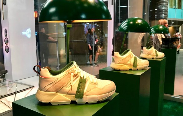 King Push Exclusive Adidas @ ComplexCon 2018. Photo by Markie Escalante (@Markie818) for www.BlurredCulture.com.