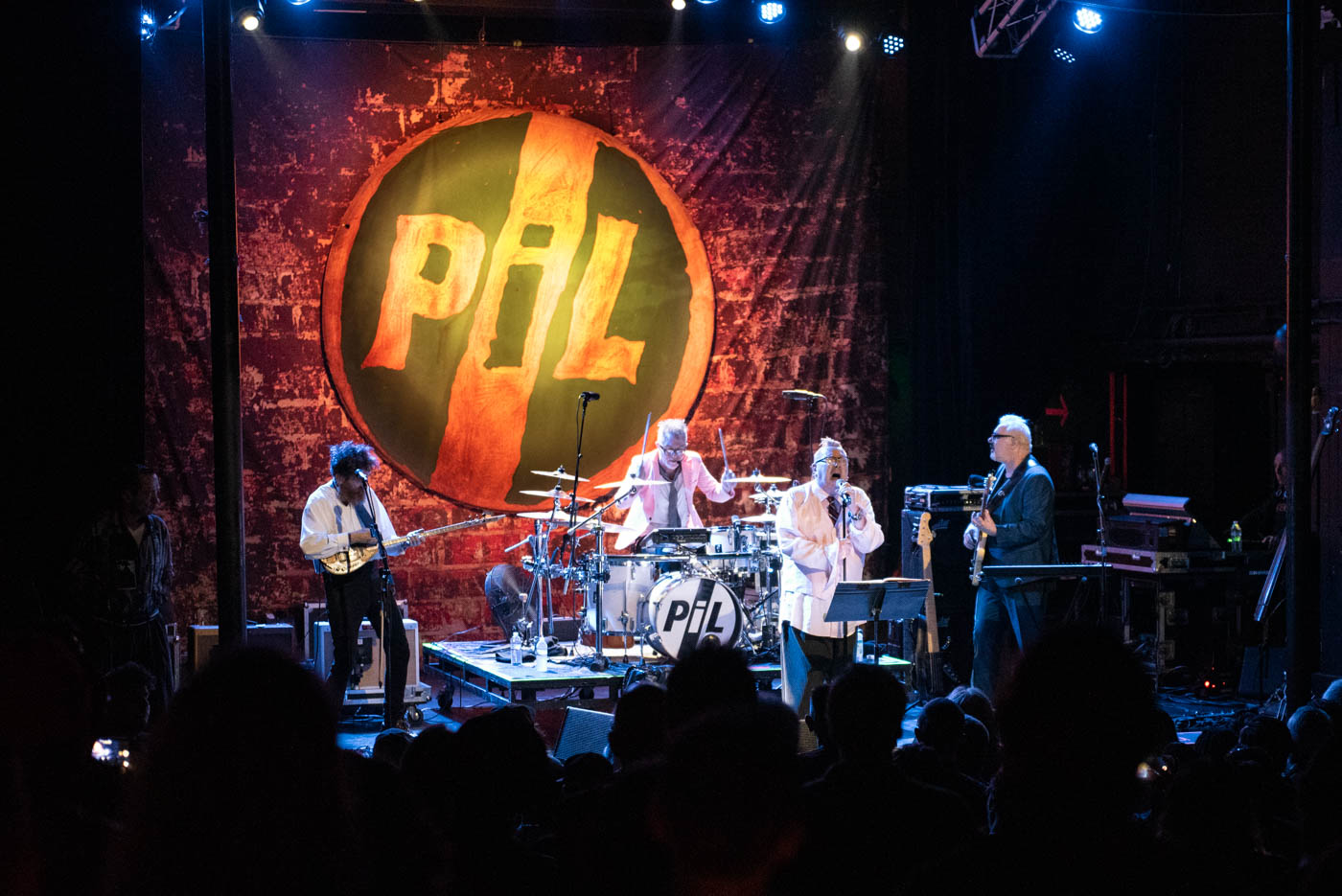Public Image Ltd. @ The Observatory 11/4/18. Photo by Greg Jacobs (@ribshots). Used with permission.