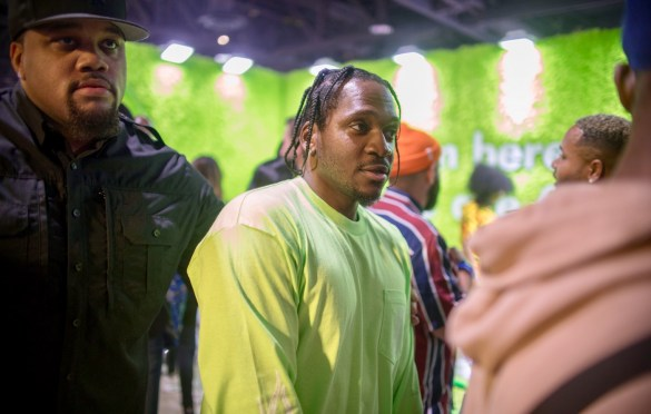 Pusha T @ ComplexCon 2018. Photo by Markie Escalante (@Markie818) for www.BlurredCulture.com.