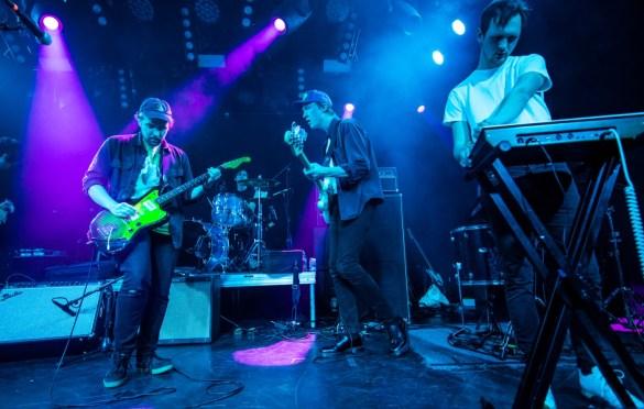 Goon @ Teragram Ballroom 10/15/18. Photo by Derrick K. Lee, Esq. (@Methodman13) for www.BlurredCulture.com.