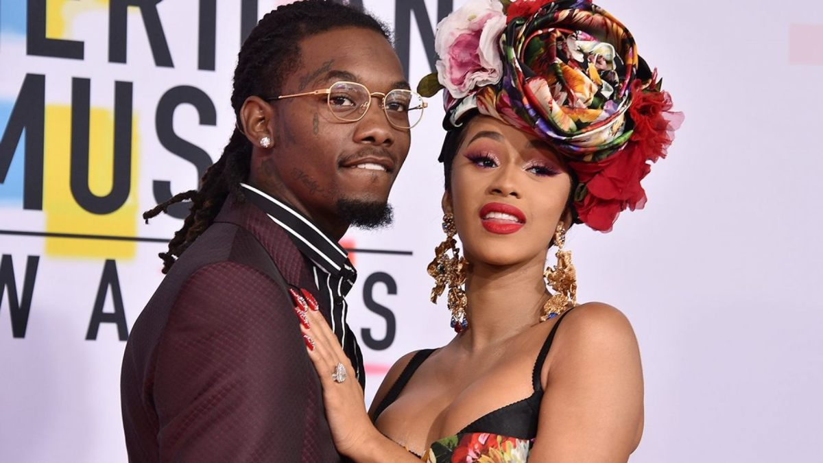 Cardi B Shares First Photo Of Daughter Hours After She Offset