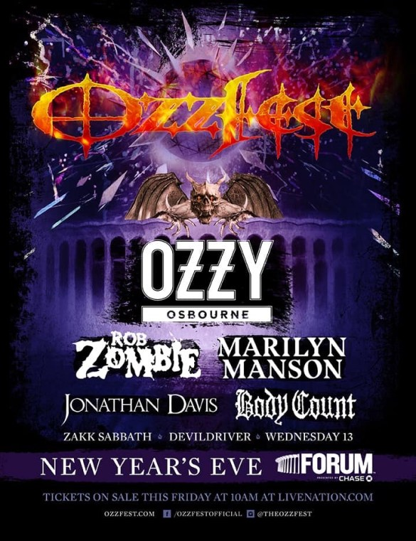 Ozzfest 2018