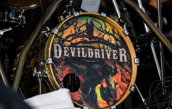 DevilDriver at OZZFEST 2018 @ The Forum 12/31/18. Photo by Derrick K. Lee, Esq. (@Methodman13) for www.BlurredCulture.com.