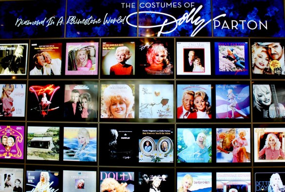 """A Diamond in a Rhinestone World: The Costumes of Dolly Parton"" @ Grammy Museum. Photo by Ruzenka Di Benedetto for www.BlurredCulture.com."
