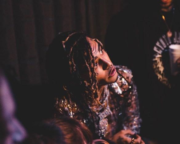 """Lil Pump """"Harverd Dropout"""" Album Release Party @ #PumpUniversity 2/21/19. Photo by Alan Le (@AlanLeCreates) for www.BlurredCulture.com."""