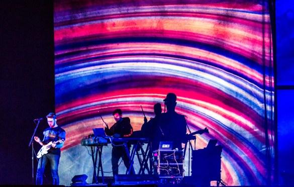 Two Feet @ The Forum 2/15/19. Photo by Derrick K. Lee, Esq. (@Methodman13) for www.BlurredCulture.com.