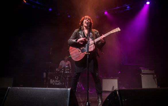Barns Courtney @ Hollywood Palladium 2/12/19. Photo by Derrick K. Lee, Esq. (@Methodman13) for www.BlurredCulture.com.