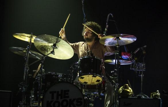The Kooks @ Hollywood Palladium 2/12/19. Photo by Derrick K. Lee, Esq. (@Methodman13) for www.BlurredCulture.com.