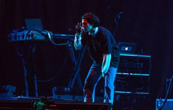 Conan Gray @ The Forum 2/15/19. Photo by Derrick K. Lee, Esq. (@Methodman13) for www.BlurredCulture.com.
