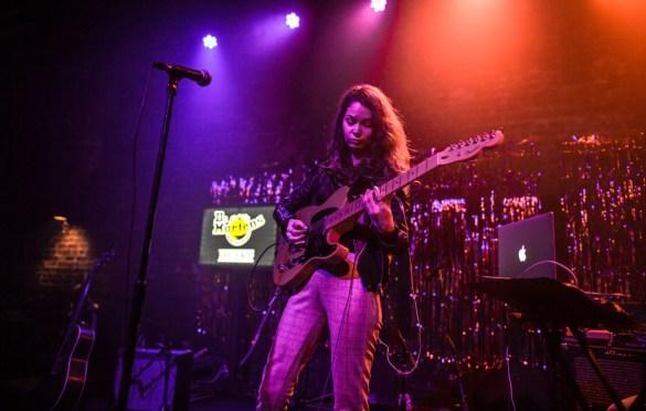 Minke @ The Hi Hat 2/14/19. Photo by Derrick K. Lee, Esq. (@Methodman13) for www.BlurredCulture.com.