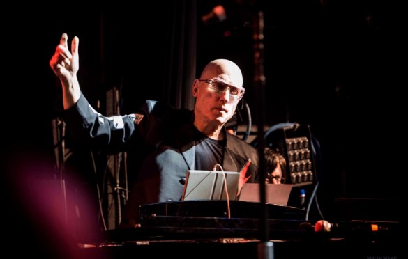 Mike Garson for A Bowie Celebration @ Irving Plaza 3/5/19. Photo by Vivian Wang (@Lithophyte) for www.BlurredCulture.com.