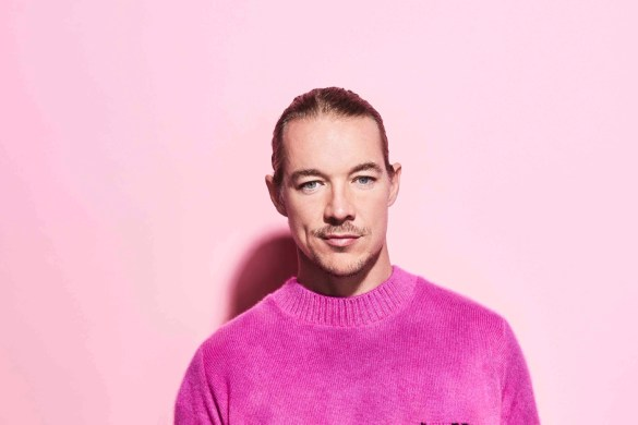 Diplo. Photo by Shane Lopeges. Courtesy of Sacks & Co. Used with permission.