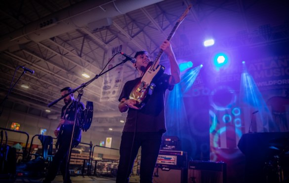 Can't Swim @ The Atlantic City Beer & Music Festival 3/29/19. Photo by Pat Gilrane Photo (@njpatg) for www.BlurredCulture.com.
