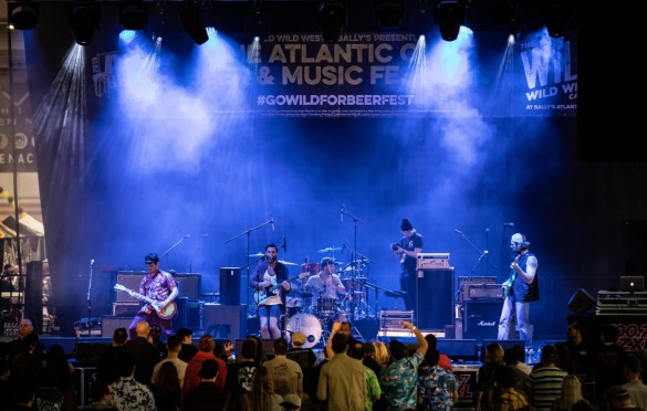 save face @ The Atlantic City Beer & Music Festival 3/30/19. Photo by Pat Gilrane Photo (@njpatg) for www.BlurredCulture.com.