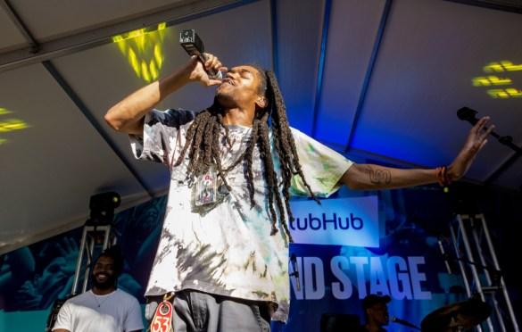 Phony PPL for StubHub Soundstage at SXSW @ Banger's 3/13/19. Photo by Derrick K. Lee, Esq. (@Methodman13) for www.BlurredCulture.com.