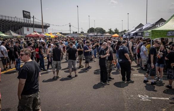 The Bash Festival (Englishtown, NJ) 6/2/19. Photo by Pat Gilrane Photo (@njpatg) for www.BlurredCulture.com.