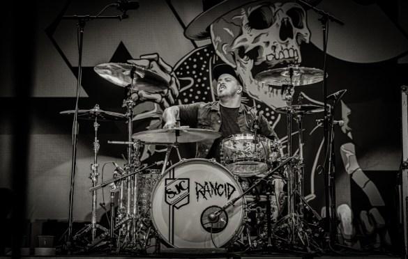 Rancid @ The Bash Festival (Englishtown, NJ) 6/2/19. Photo by Pat Gilrane Photo (@njpatg) for www.BlurredCulture.com.