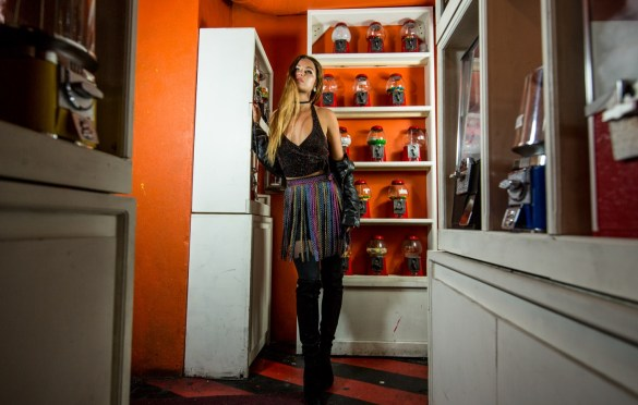 Final Child, Portrait @ Madame Siam 4/6/19. Photo by Derrick K. Lee, Esq. (@Methodman13) for www.BlurredCulture.com.