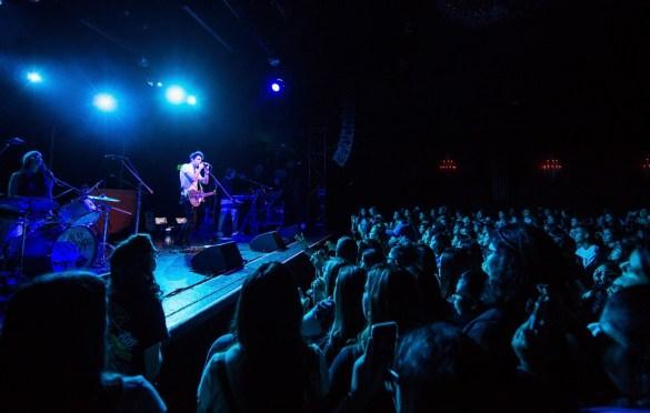 Just Seconds Apart @ El Rey Theatre 5/17/19. Photo by Derrick K. Lee, Esq (@Methodman13) for www.BlurredCulture.com.