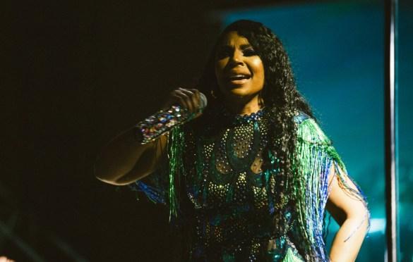 Ashanti @ LA! Pride 6/9/19. Photo by Summer Dos Santos (@SummerDosSantos) for www.BlurredCulture.com.