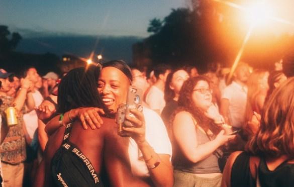 Pitchfork Music Festival 7/20/19. Photo by Aubrey Wipfli (@aubreyy) for www.BlurredCulture.com.