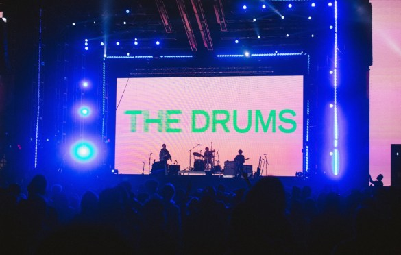 The Drums @ LA! Pride 6/8/19. Photo by Summer Dos Santos (@SummerDosSantos) for www.BlurredCulture.com.