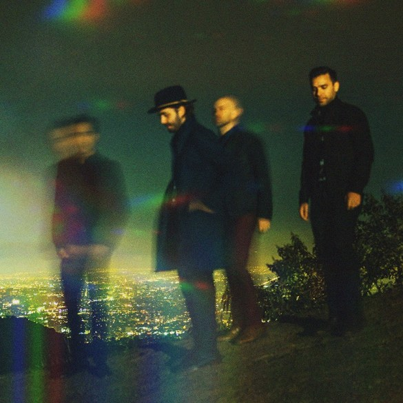Lord Huron press photo. Courtesy of the Hollywood Bowl. Used with permission.
