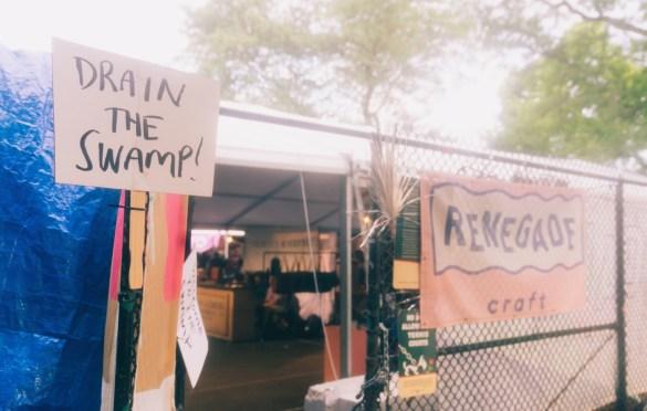 Renegade Fare @ Pitchfork Music Festival 7/21/19. Photo by Aubrey Wipfli (@aubreyy) for www.BlurredCulture.com.