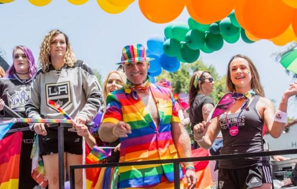 LA! Pride Parade 6/9/19. Photo by Derrick K. Lee, Esq. (@Methodman13) for www.BlurredCulture.com.