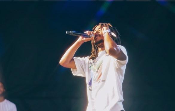 Earl Sweatshirt @ Pitchfork Music Festival 7/19/19. Photo by Aubrey Wipfli (@aubreyy) for www.BlurredCulture.com.