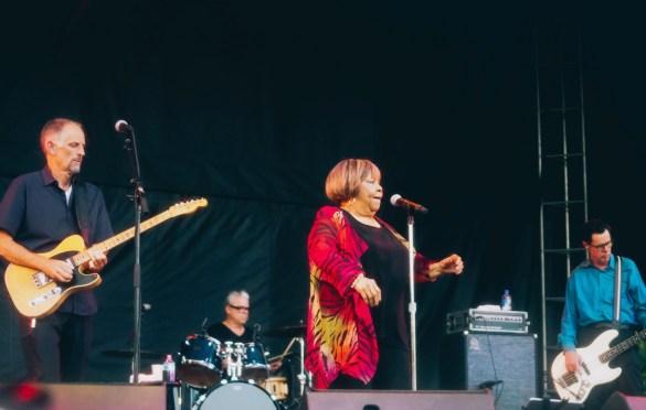Mavis Staples @ Pitchfork Music Festival 7/19/19. Photo by Aubrey Wipfli (@aubreyy) for www.BlurredCulture.com.