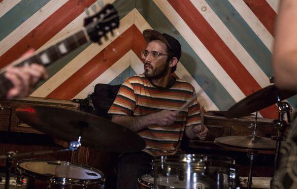 Electric Children for Bands In A Barbershop @ Echo Park Rising 8/16/19. Photo by Derrick K. Lee, Esq. (@Methodman13) for www.BlurredCulture.com.
