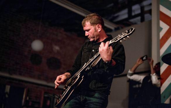 Bone Acre for Bands In A Barbershop @ Echo Park Rising 8/15/19. Photo by Derrick K. Lee, Esq. (@Methodman13) for www.BlurredCulture.com.