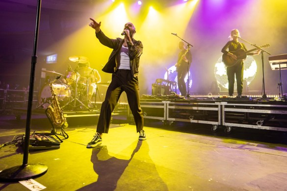 X Ambassadors @ Hollywood Palladium 11/20/19. Photo by Derrick K. Lee, Esq. (@Methodman13) for www.BlurredCulture.com.