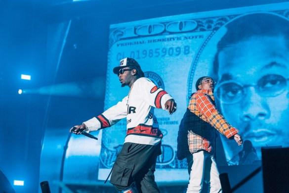Migos @ Day N Vegas 11/2/19. Photo by Ian Zamorano (@ChamoIsDead) for www.BlurredCulture.com.