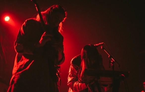 Kero Kero Bonito @ Fonda Theater 10/31/19. Photo by Joe Cortez, Jr. (@celluloidannoyed) for www.BlurredCulture.com.