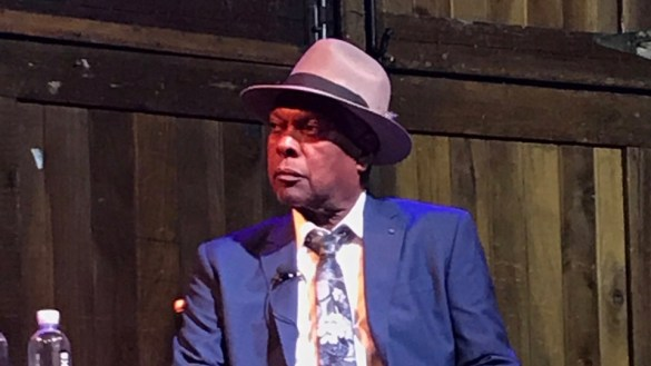 Booker T. Jones @ Bootleg Theater 11/5/19. Photo by Nikki Kreuzer (@Lunabeat) for www.BlurredCulture.com.