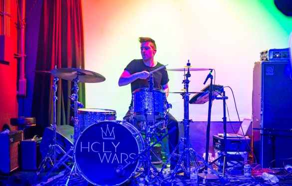 Holy Wars @ The Echo 11/22/19. Photo by Derrick K. Lee, Esq. (@Methodman13) for www.BlurredCulture.com.