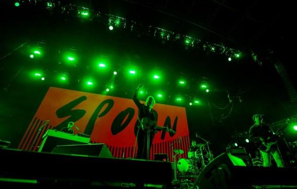 Spoon @ Intersect Music Festival 12/7/19. Photo by Derrick K. Lee, Esq. (@Methodman13) for www.BlurredCulture.com.