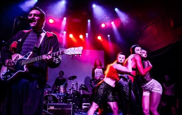 Figs Vision @ The Echo 11/22/19. Photo by Derrick K. Lee, Esq. (@Methodman13) for www.BlurredCulture.com.