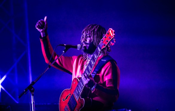 Thundercat @ Intersect Music Festival 12/7/19. Photo by Derrick K. Lee, Esq. (@Methodman13) for www.BlurredCulture.com.