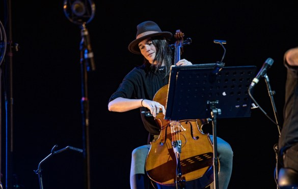 Brandi Carlile @ Intersect Music Festival 12/7/19. Photo by Derrick K. Lee, Esq. (@Methodman13) for www.BlurredCulture.com.