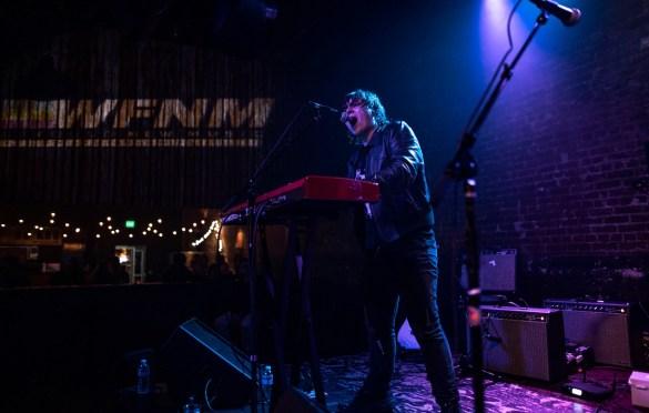 Velvet Starlings @ The Hi Hat 12/11/19. Photo by Derrick K. Lee, Esq. (@Methodman13) for www.BlurredCulture.com.