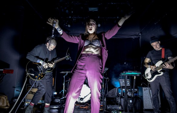 Boy Deluxe @ The Echo 11/25/19. Photo by Derrick K. Lee, Esq. (@Methodman13) for www.BlurredCulture.com.