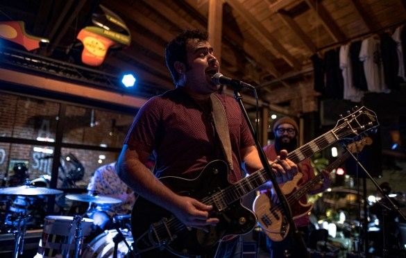 New American @ The House Of Machines 12/21/19. Photo by Derrick K. Lee, Esq. (@Methodman13) for www.BlurredCulture.com.