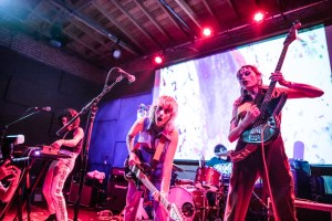 The Paranoyds @ Bootleg Theater 11/15/19. Photo by Derrick K. Lee, Esq. (@Methodman13) for www.BlurredCulture.com.