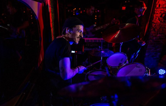 Julia Rizik @ Madame Siam 11/2/19. Photo by Derrick K. Lee, Esq. (@Methodman13) for www.BlurredCulture.com.