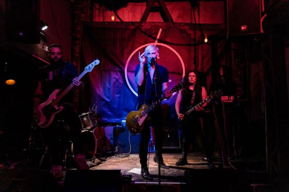 The Sweet Kill @ Harvard and Stone 7/21/21. Photo by Derrick K. Lee, Esq. (@Methodman13) for www.BlurredCulture.com.