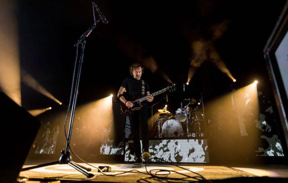 Rise Against at FivePoint Amphitheatre 8/21/21. Photo by Derrick K. Lee, Esq. (@Methodman13) for www.BlurredCulture.com.
