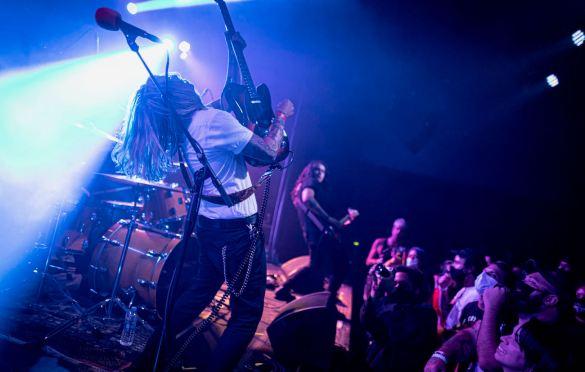 Spare Parts For Broken Hearts @ Lodge Room 7/30/21. Photo by Derrick K. Lee, Esq. (@Methodman13) for www.BlurredCulture.com.
